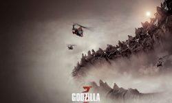 Godzilla 2014 Background