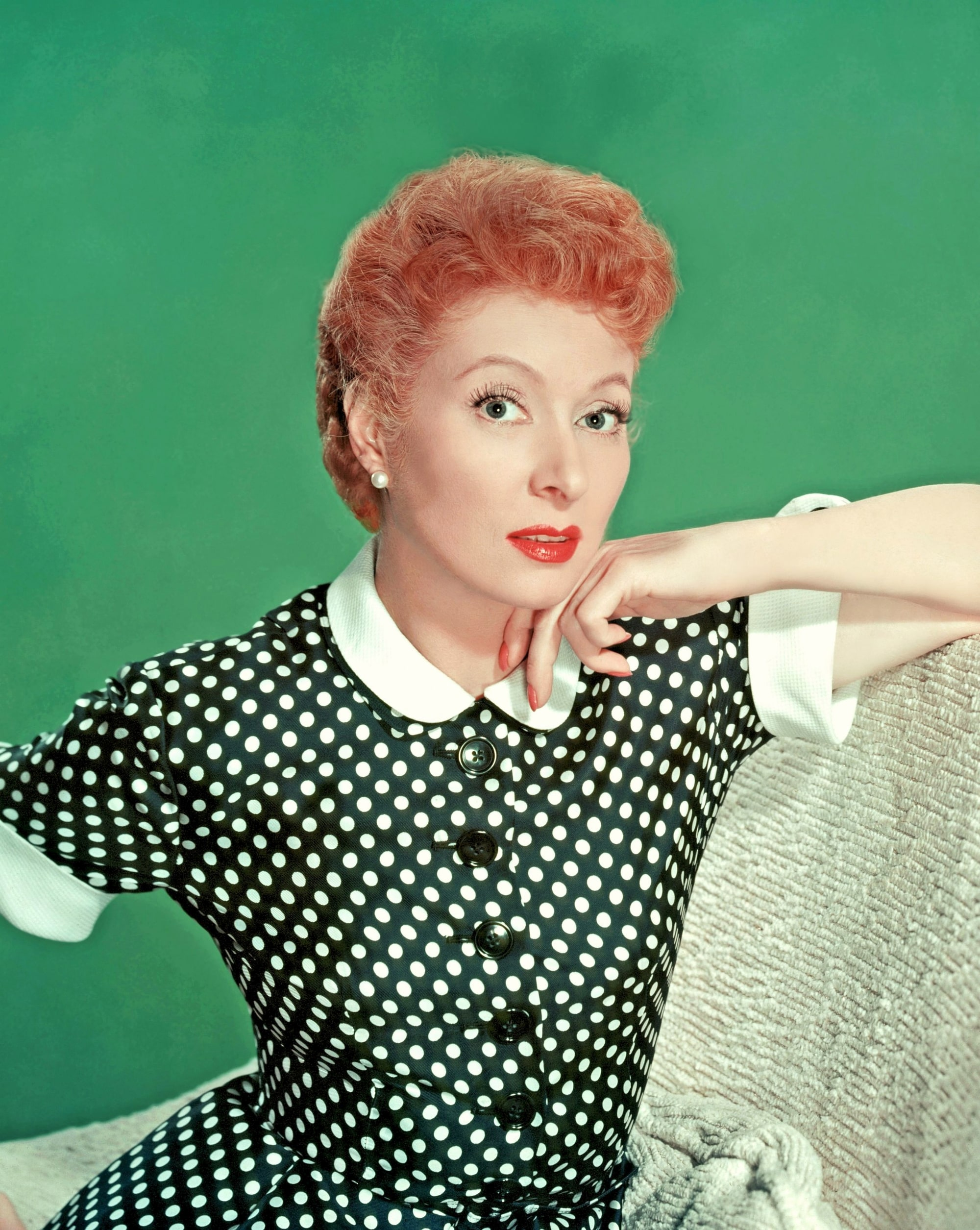 Greer Garson Background