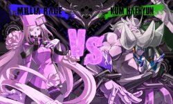 Guilty Gear: Kum Haehyun Backgrounds