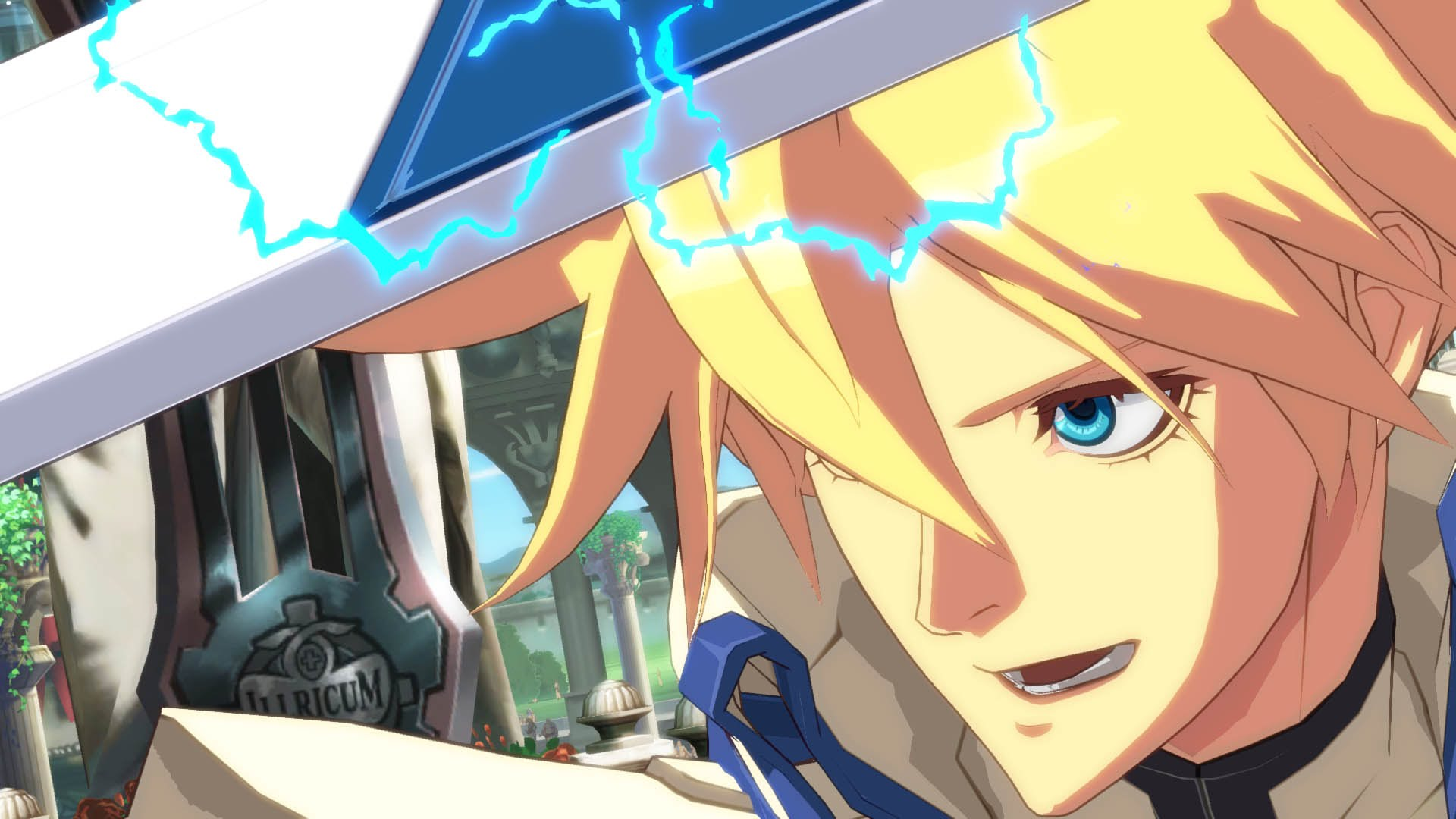 Guilty Gear: Ky Kiske Background