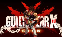 Guilty Gear: Sol Badguy Background