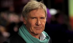 Harrison Ford Background
