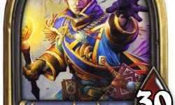 Hearthstone: Anduin Wrynn Wallpaper