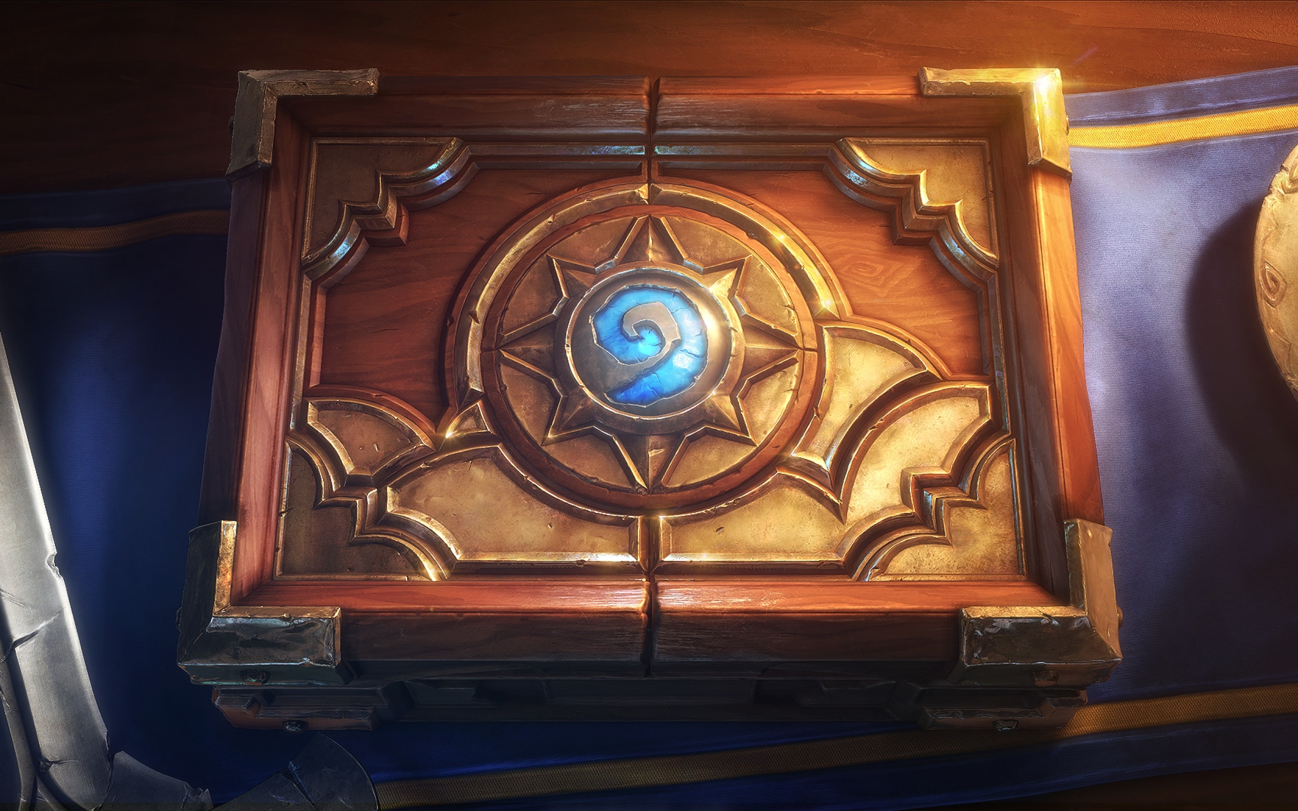 Hearthstone: Heroes Of Warcraft Background