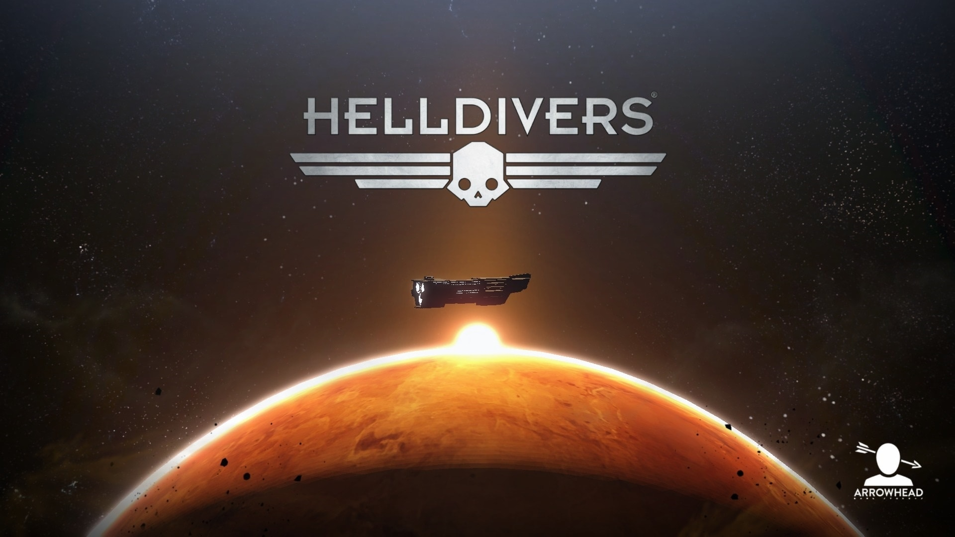 Helldivers Background