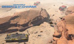 Homeworld: Deserts of Kharak Background