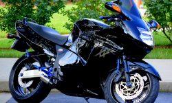 Honda Blackbird CBR1100XX Background