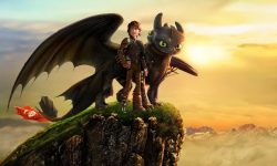 How to Train Your Dragon 2 Background