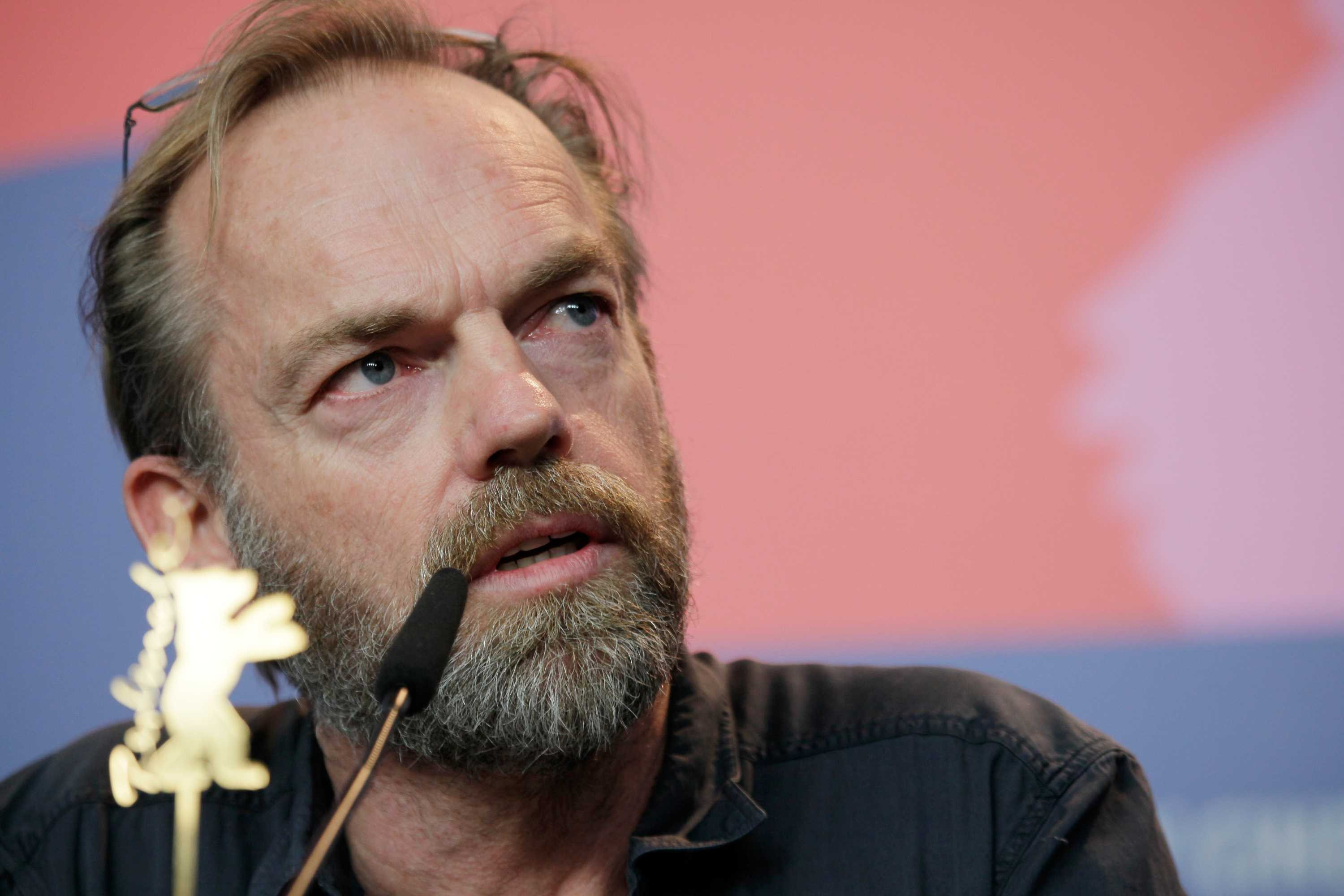 Hugo Weaving Background