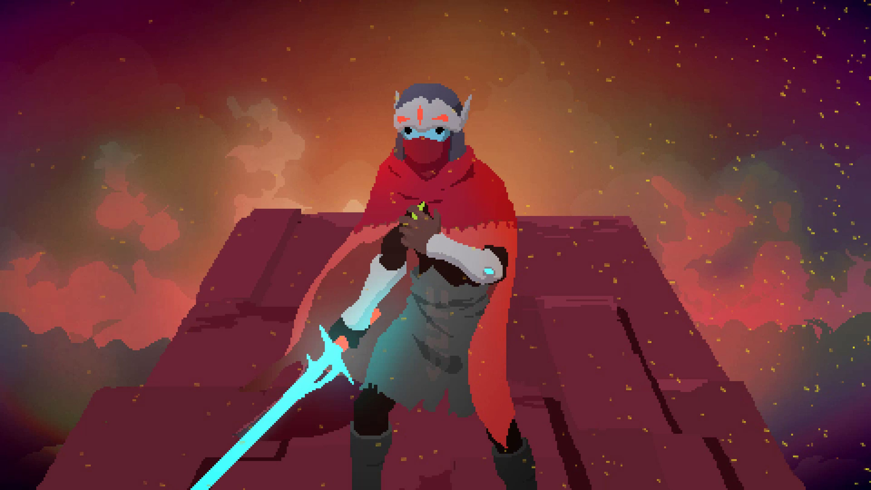 Hyper Light Drifter Background