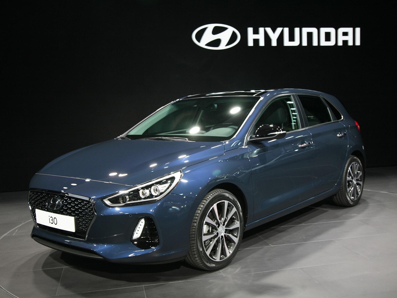 Hyundai i30 III HD pictures