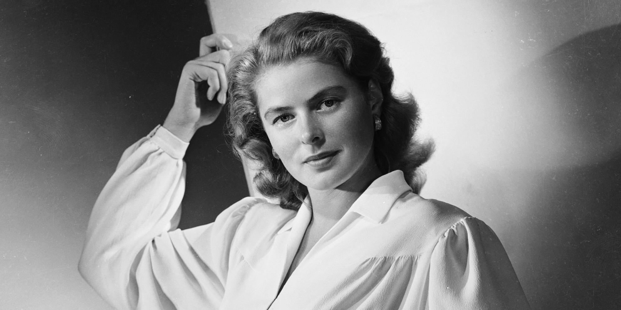 Ingrid Bergman Background