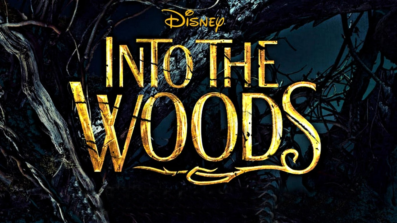 Into The Woods Background