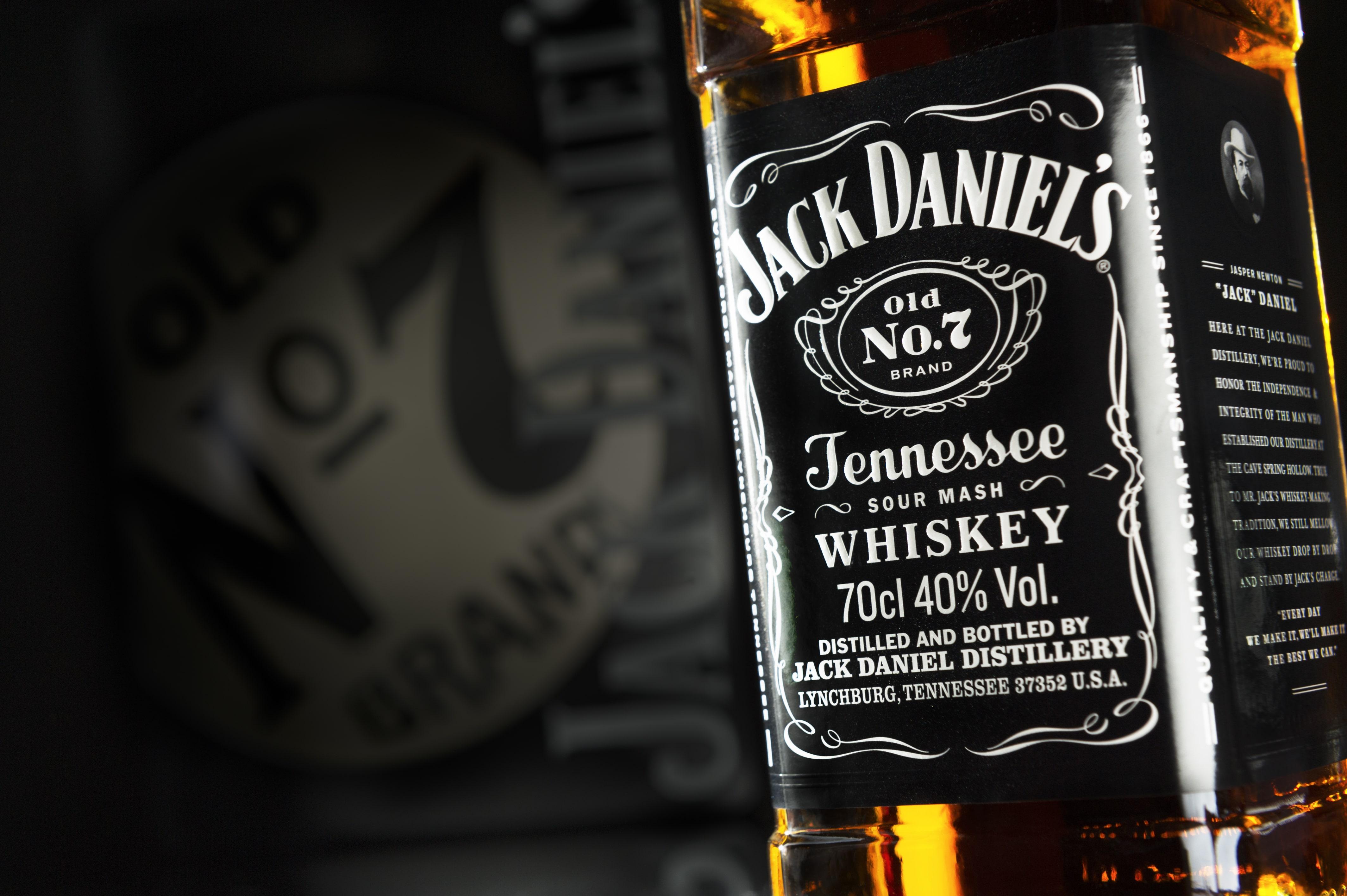 Jack Daniels Background