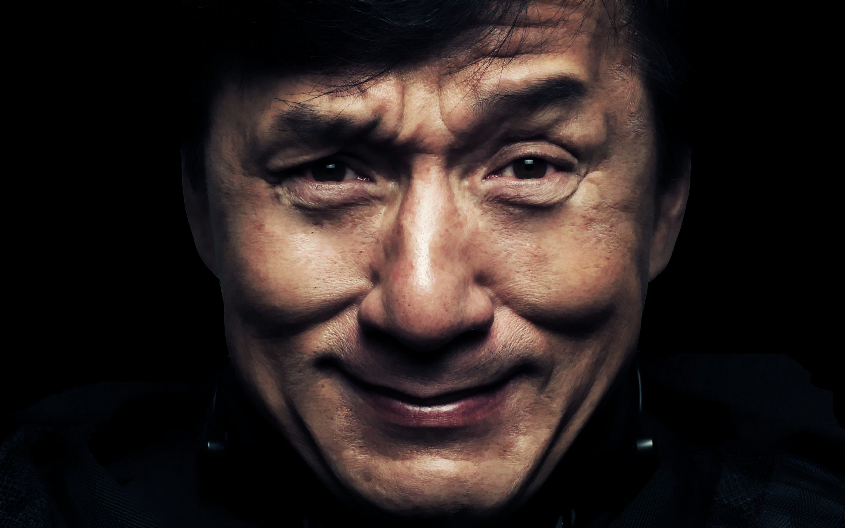 Jackie Chan Background