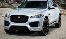 Jaguar F-Pace Background