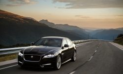 Jaguar XF 2 Background