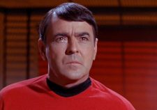 James Doohan Background