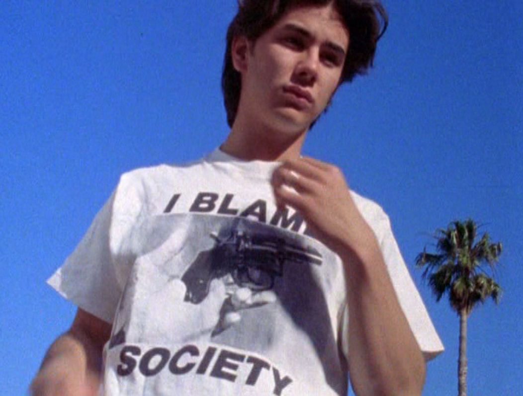 James Duval Background