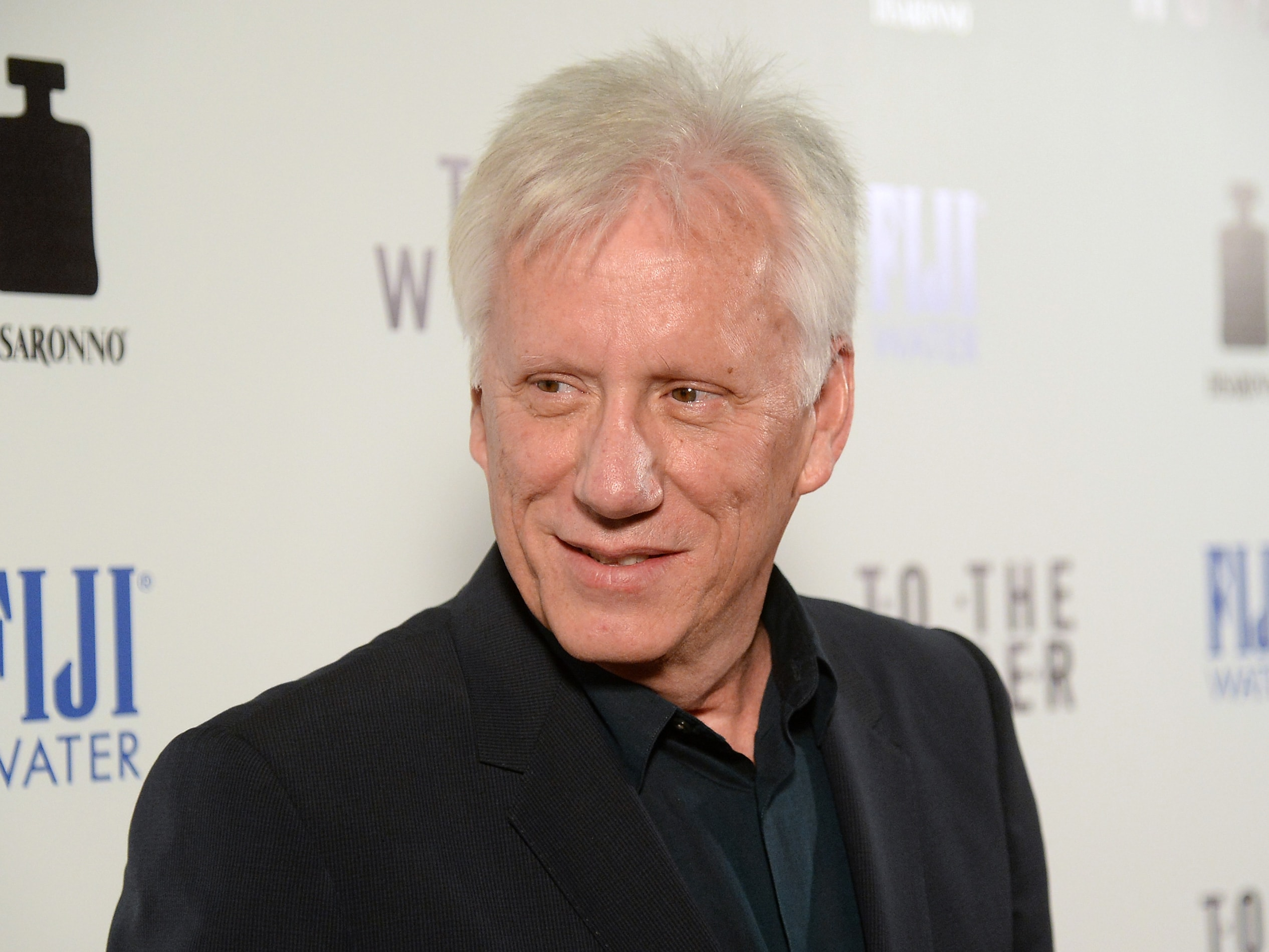 James Woods Background