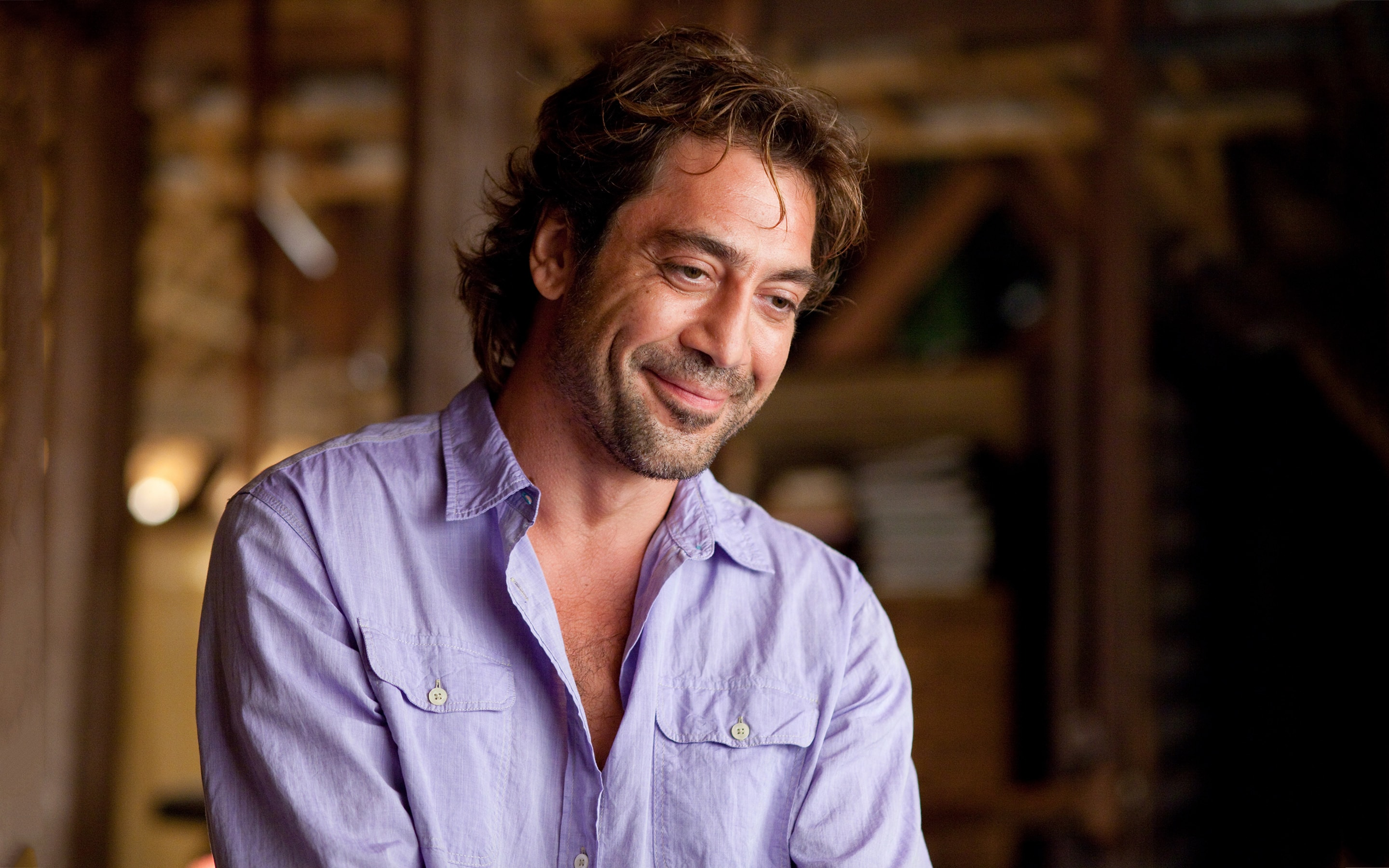 Javier Bardem Background