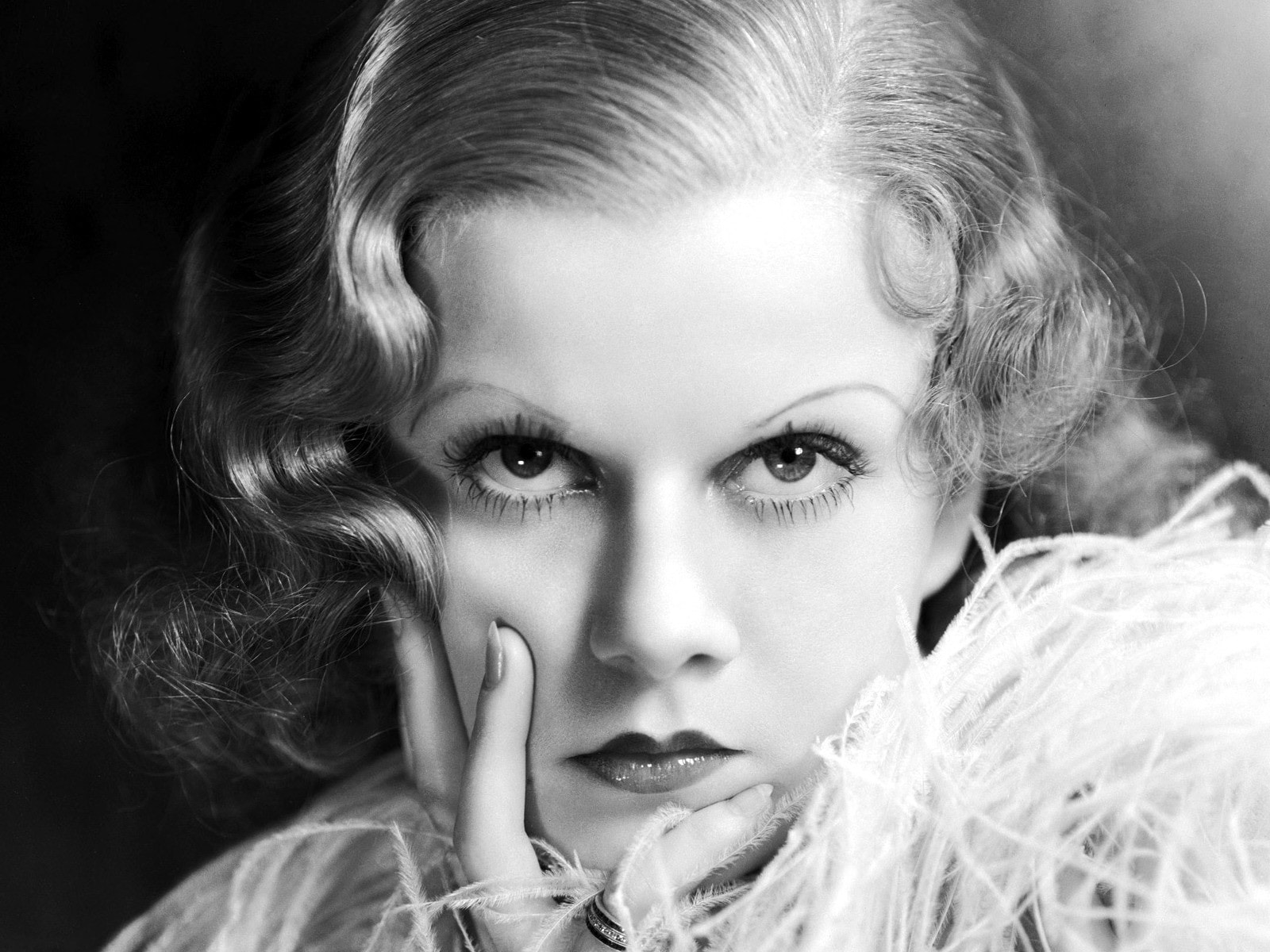 Jean Harlow Background