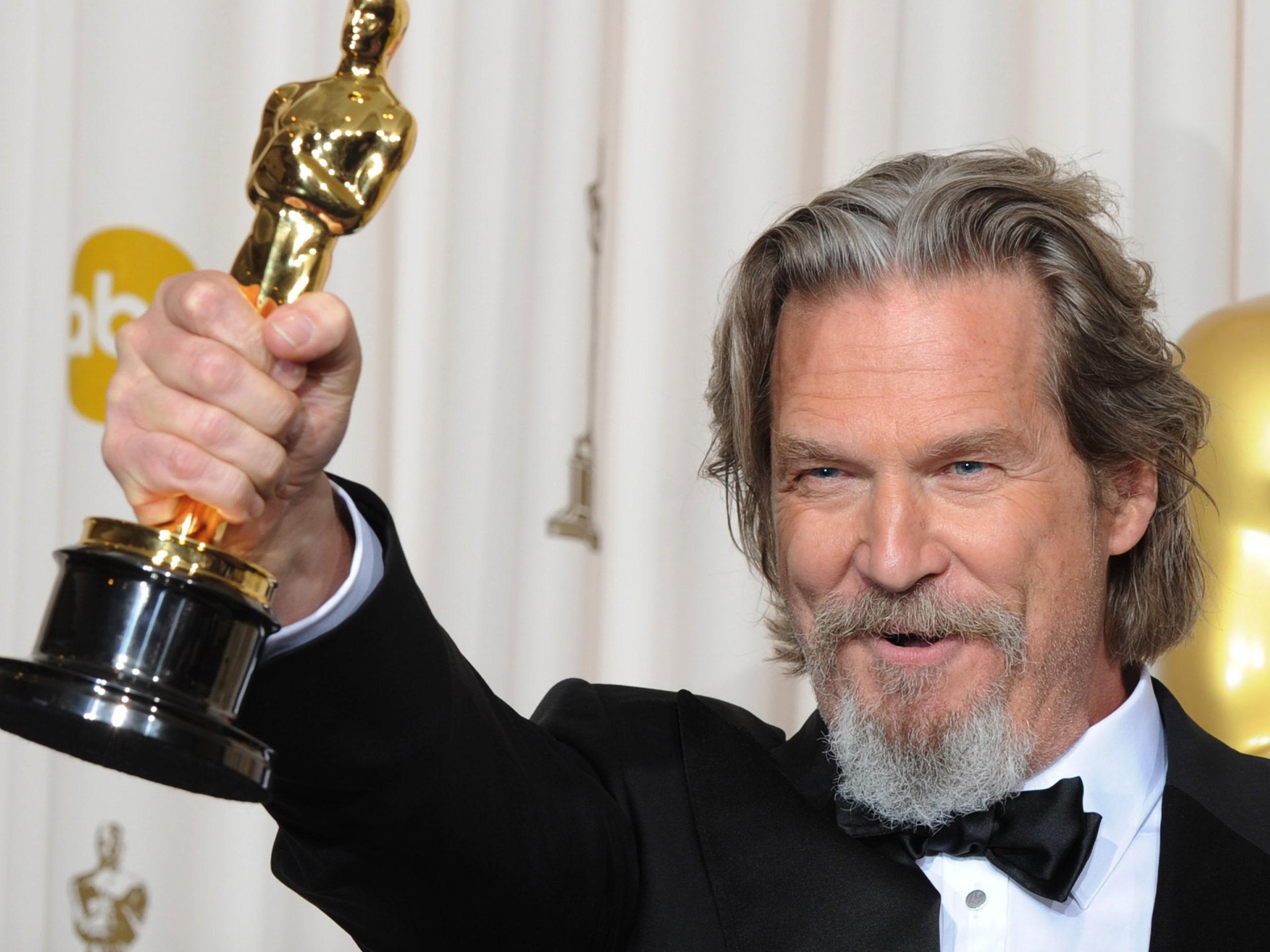 Jeff Bridges Background