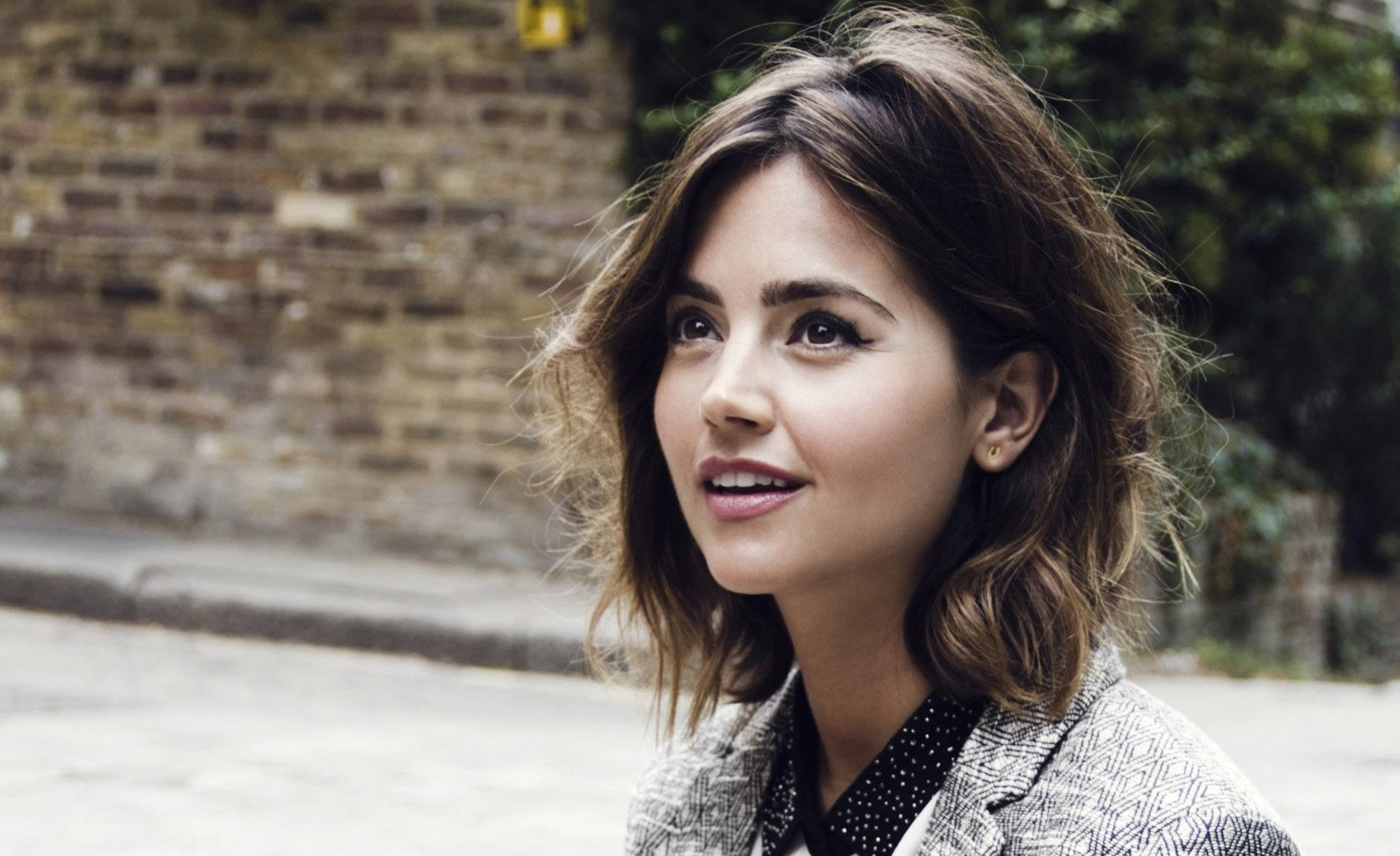 Jenna Coleman Background