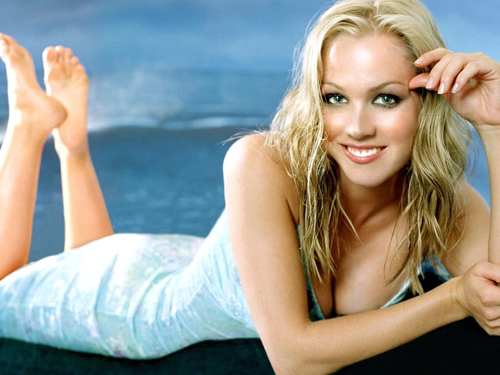 Jennie Garth Background