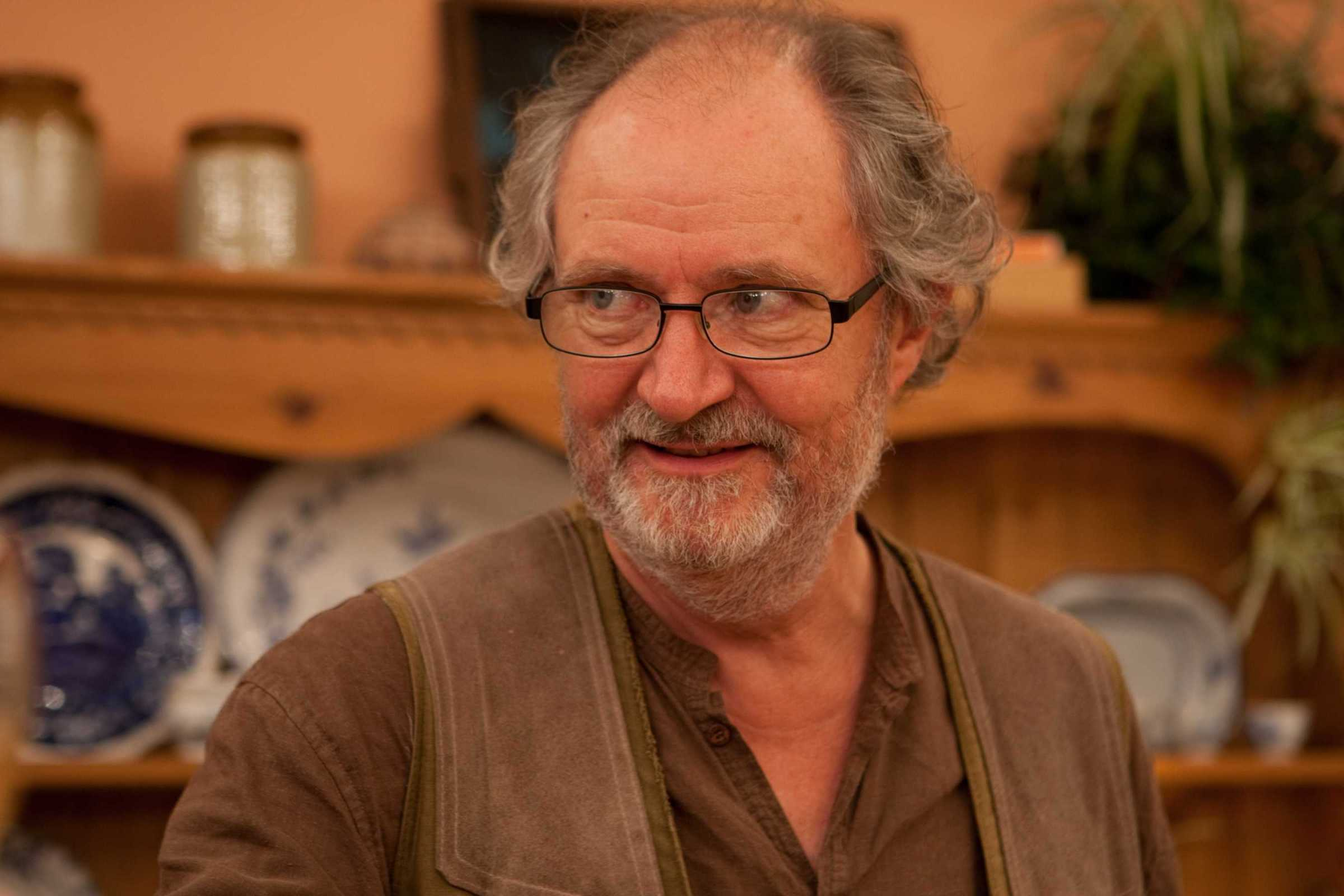 Jim Broadbent Background