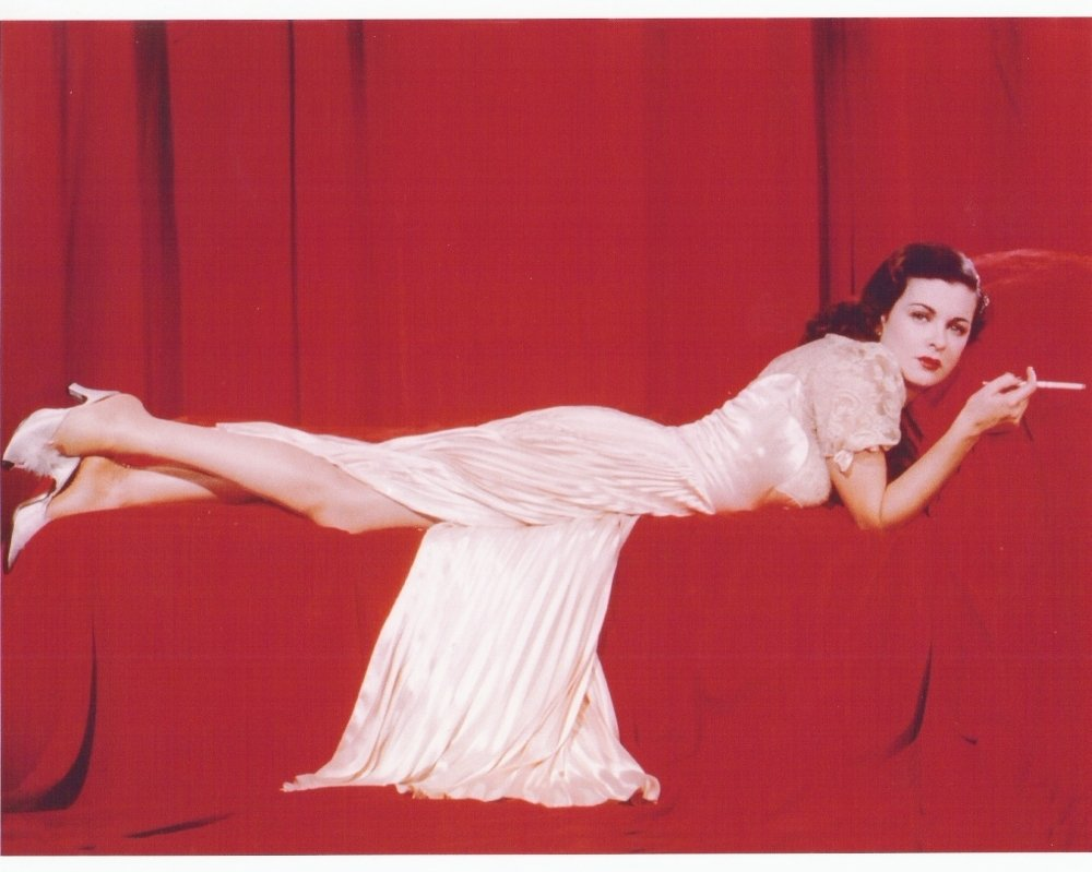 Joan Bennett Background