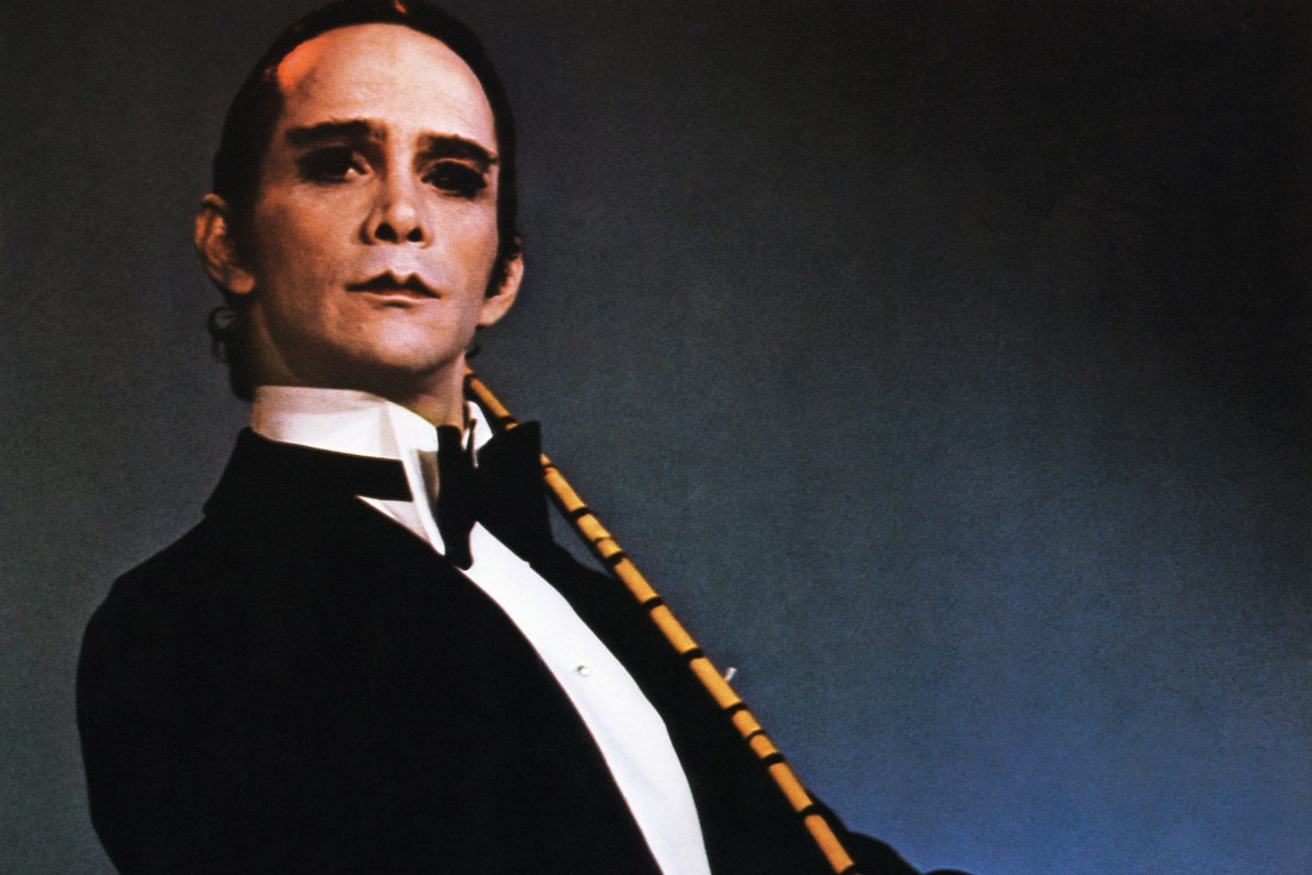 Joel Grey Background