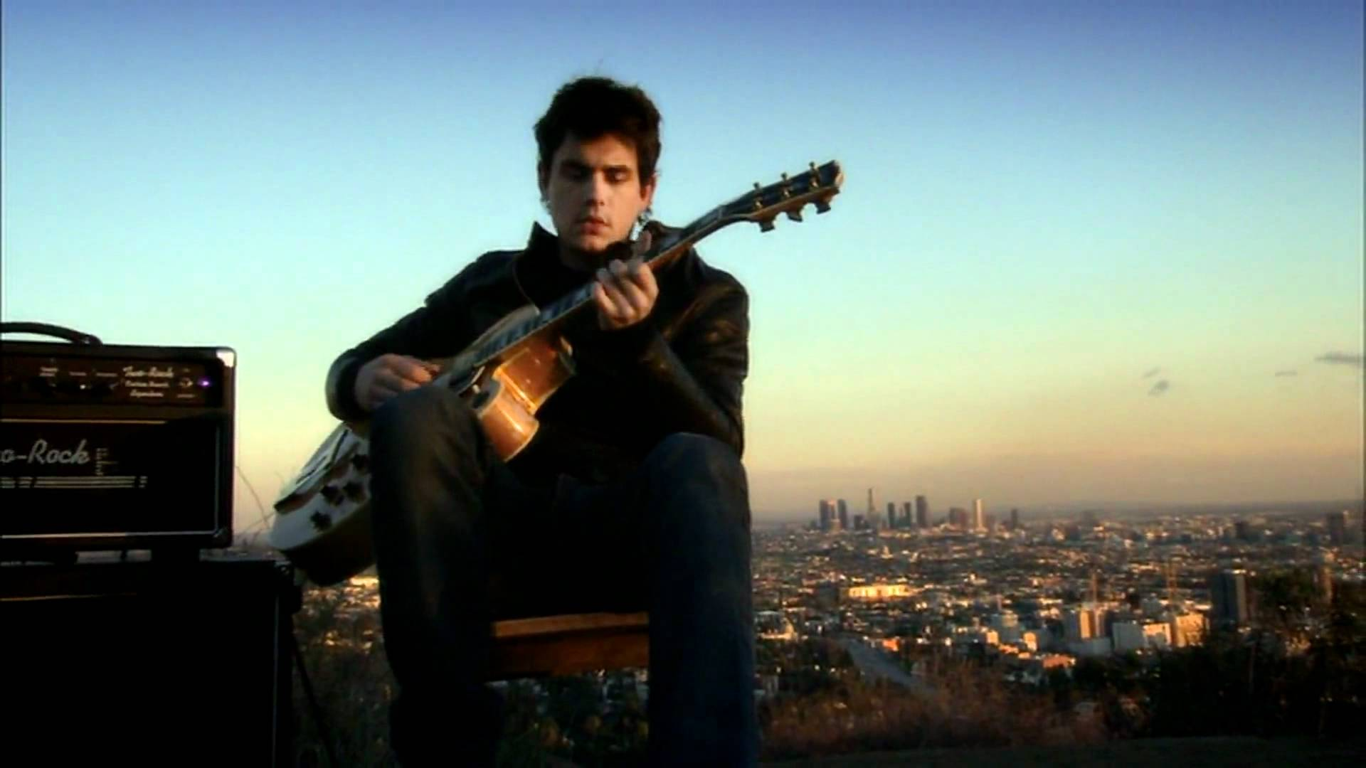 John Mayer Background