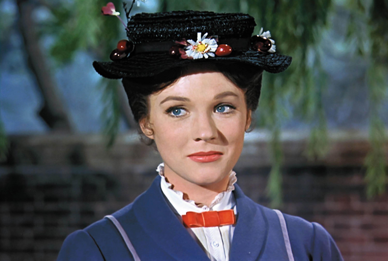 Julie Andrews Background