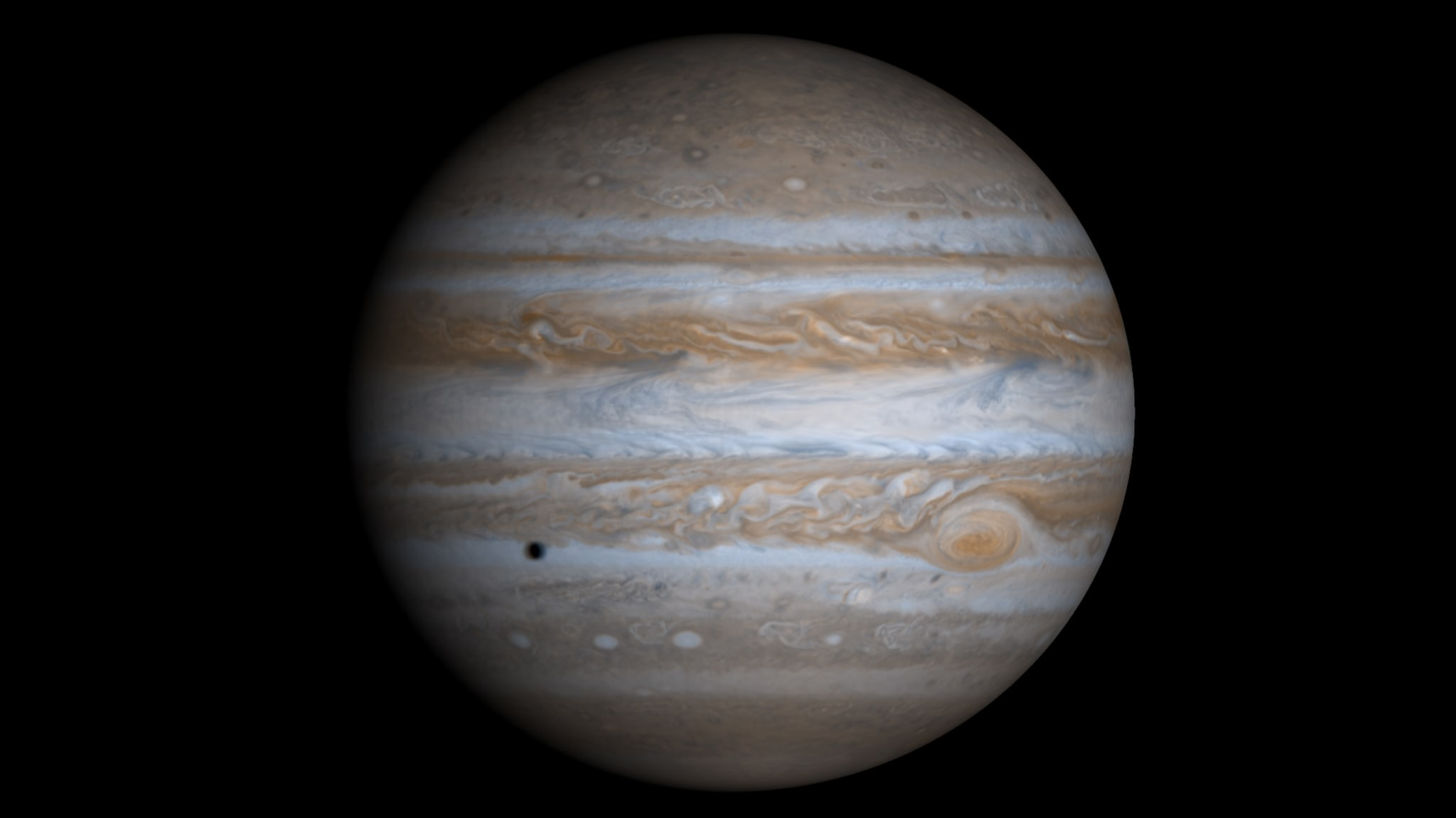 Jupiter Background