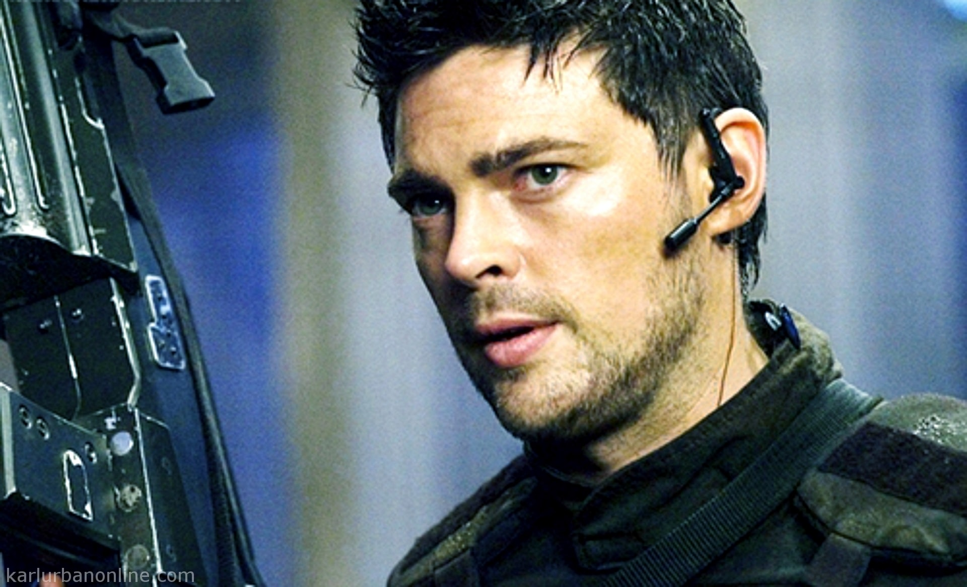 Karl Urban Background