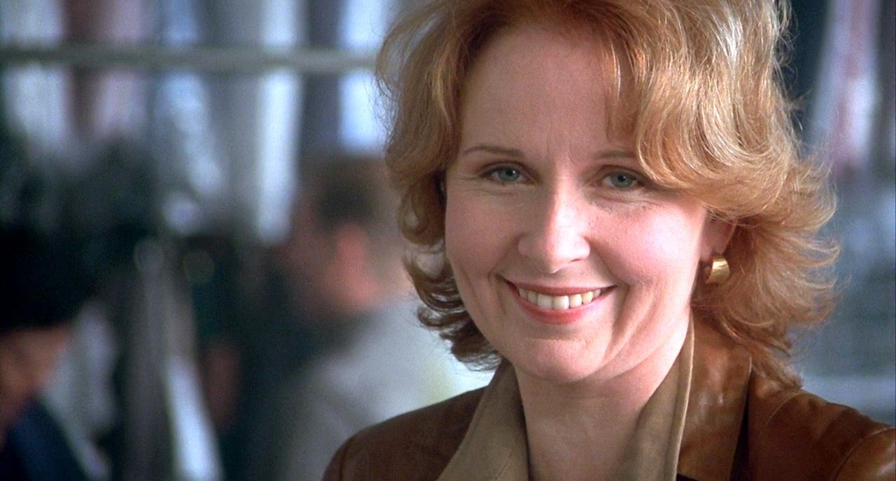Kate Burton Background