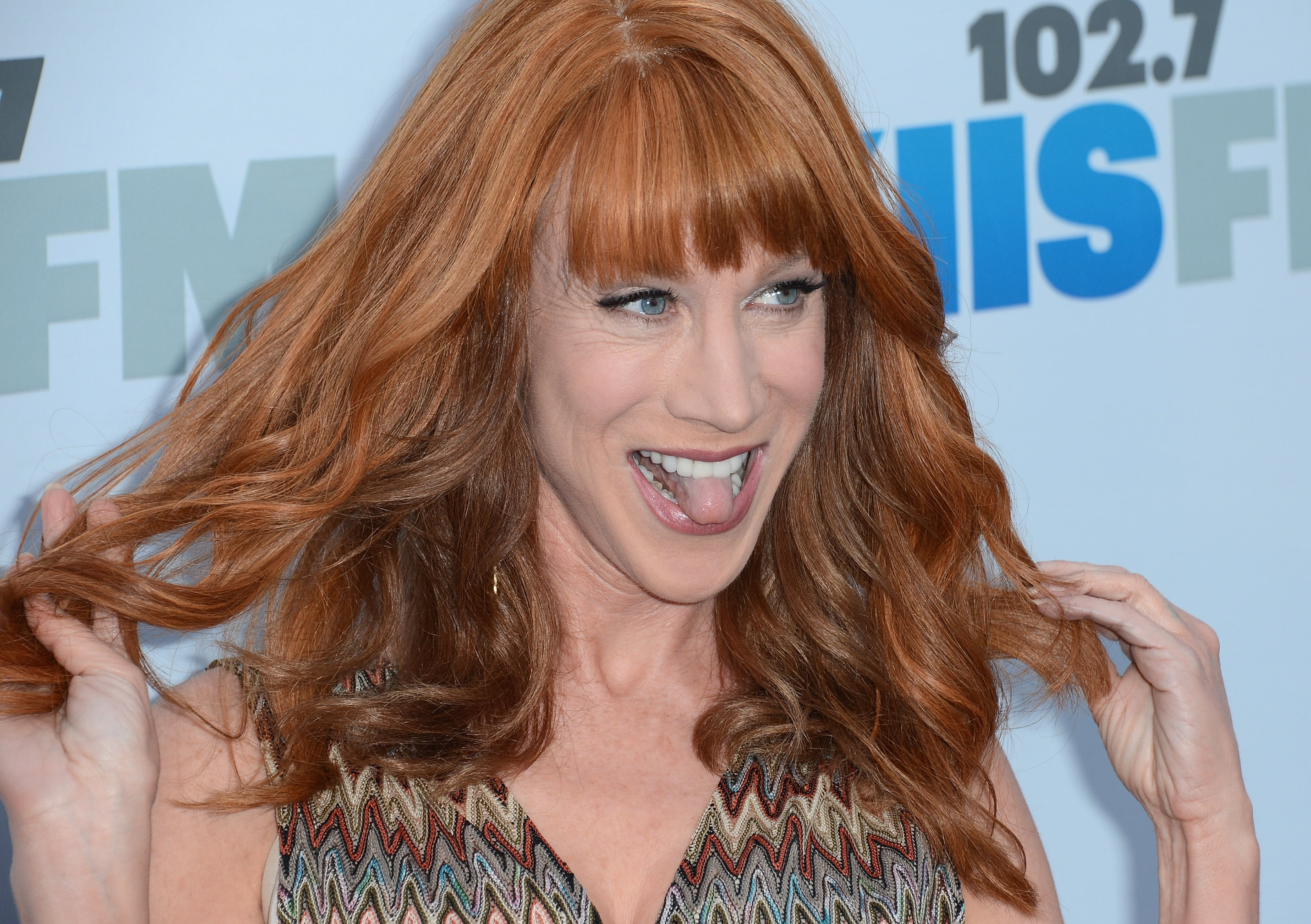 Kathy Griffin Background