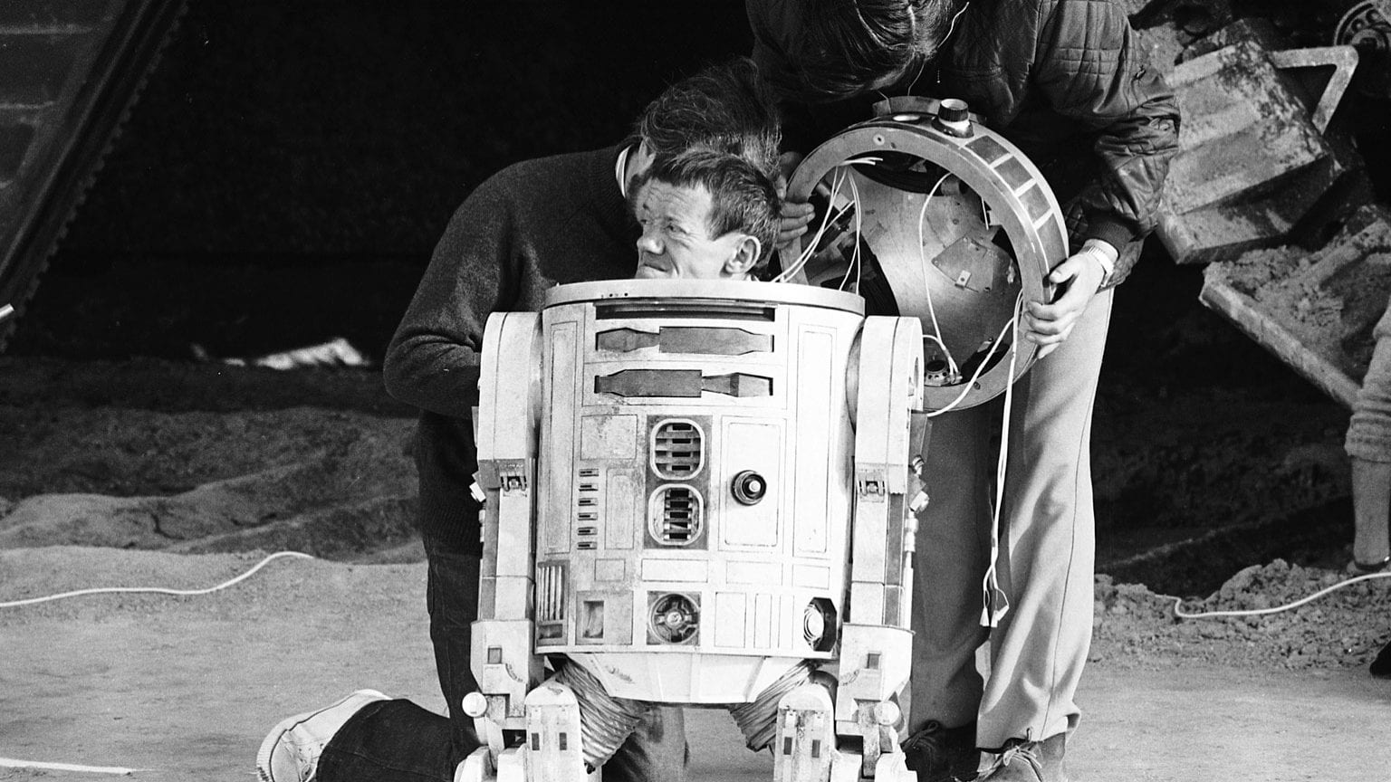 Kenny Baker Background