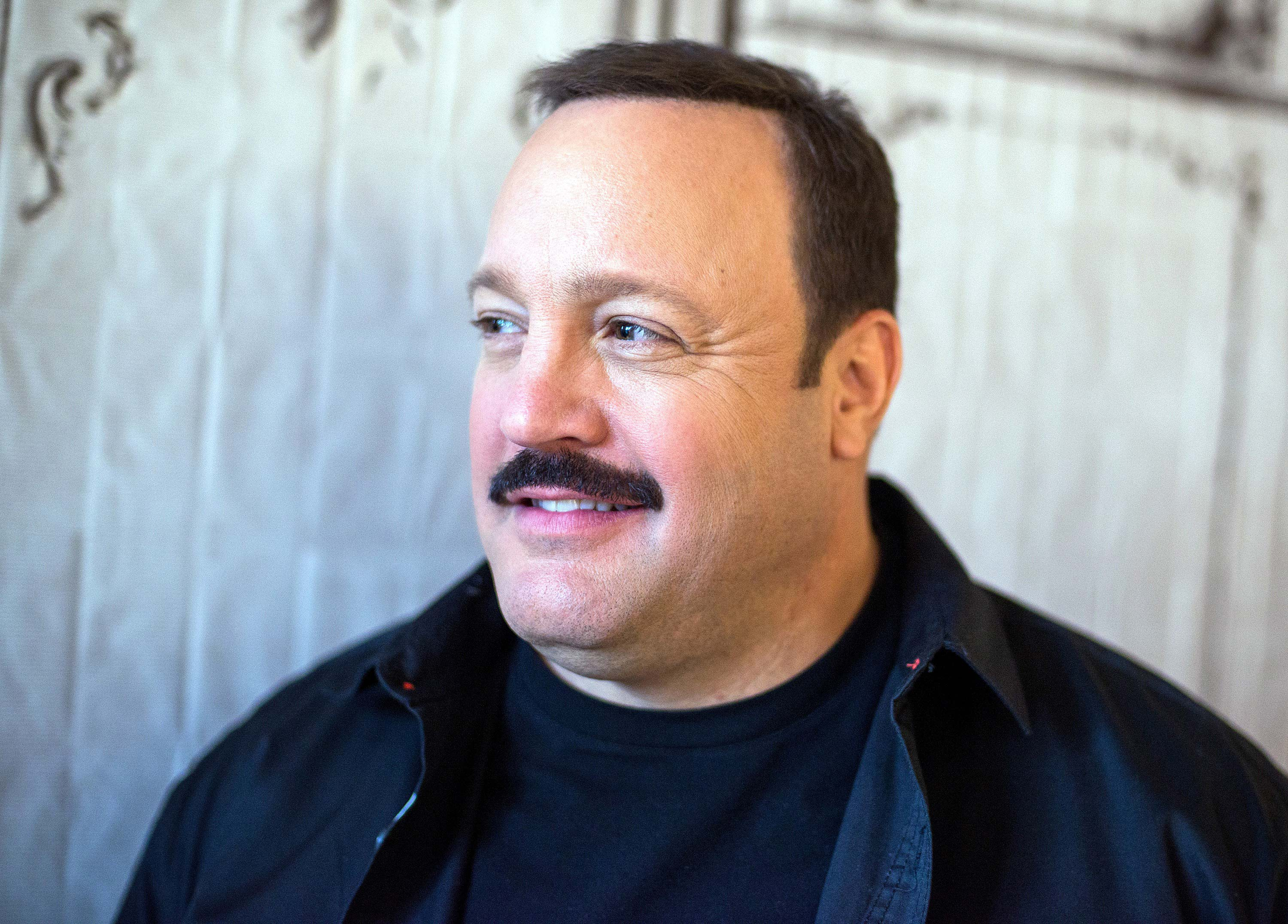 Kevin James Background