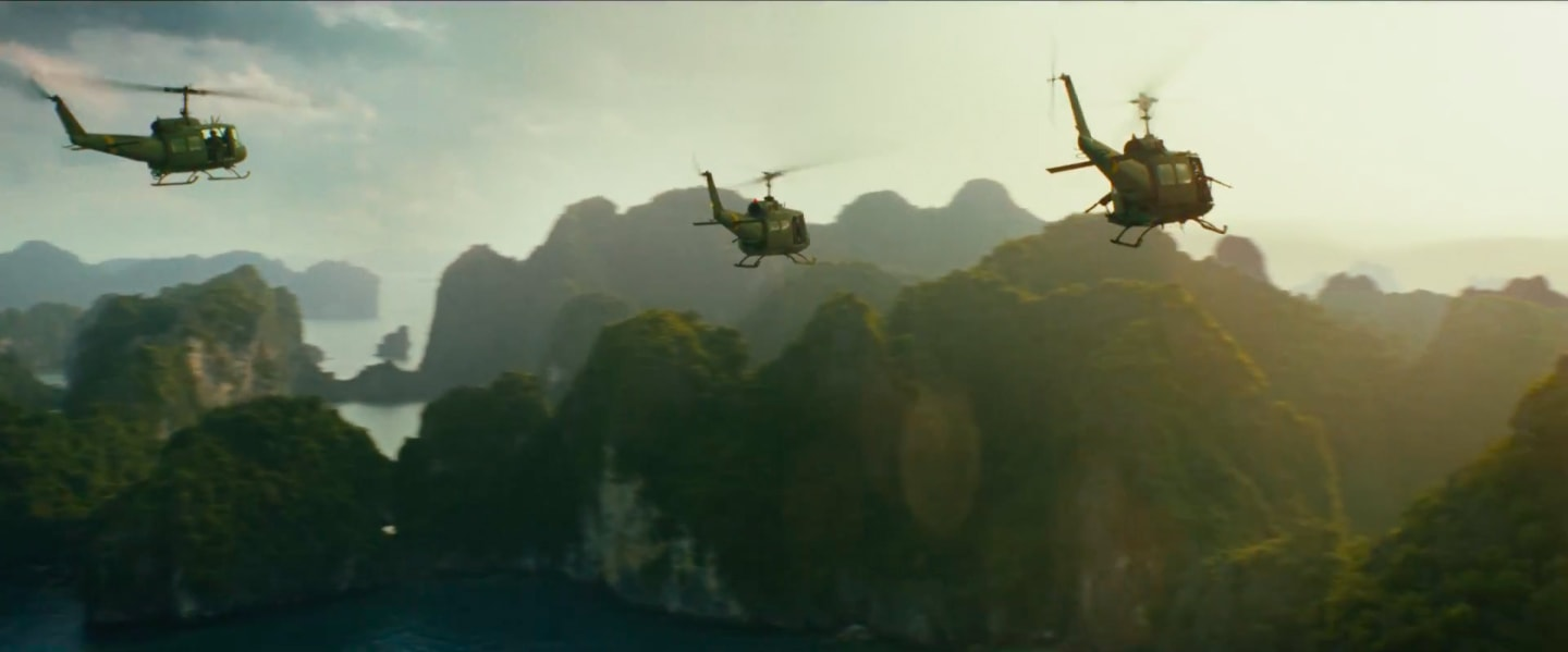 Kong: Skull Island Background