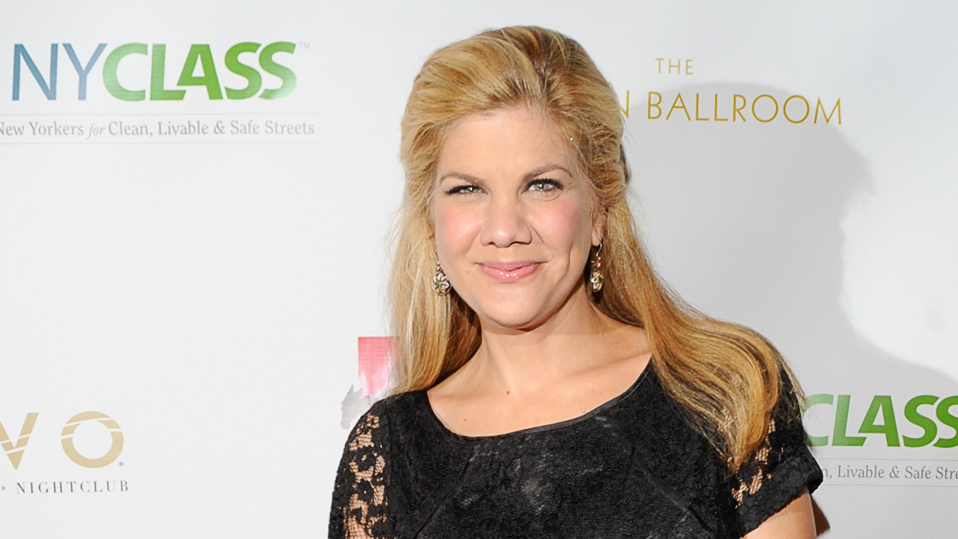 Kristen Johnston Background