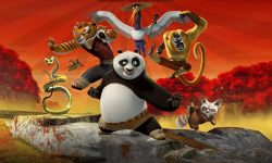 Kung Fu Panda 3 Background