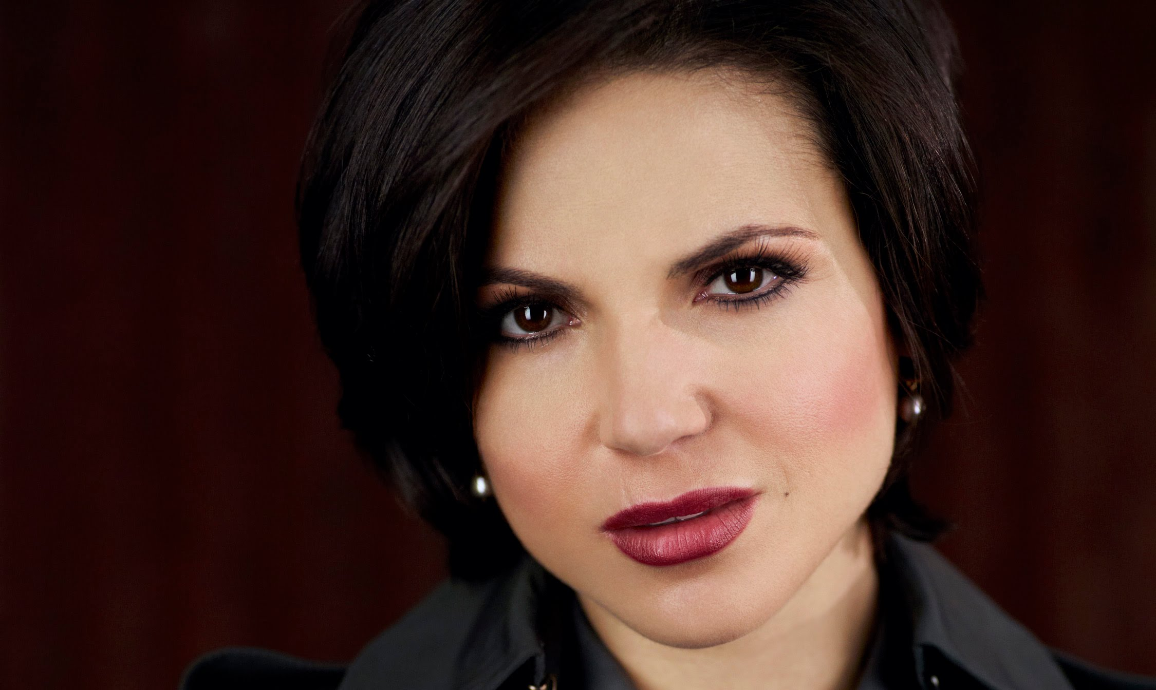 Lana Parrilla Background