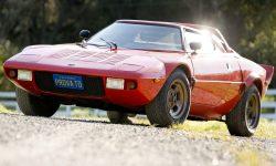 Lancia Stratos HF Background