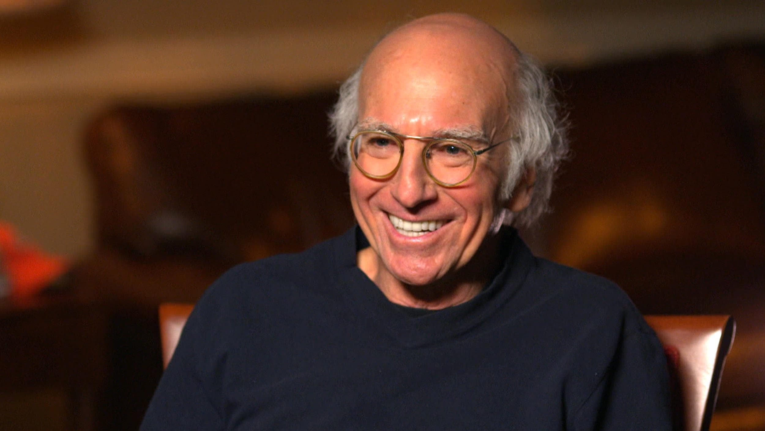 Larry David Background