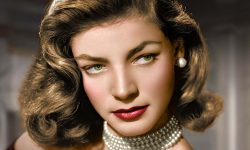 Lauren Bacall Background