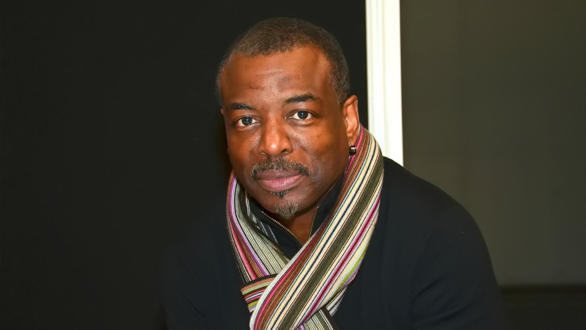 LeVar Burton Background