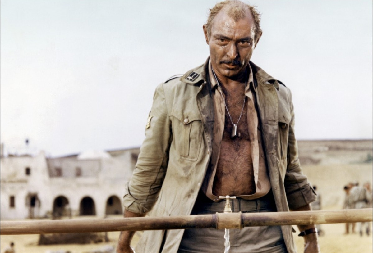 Lee Van Cleef Background