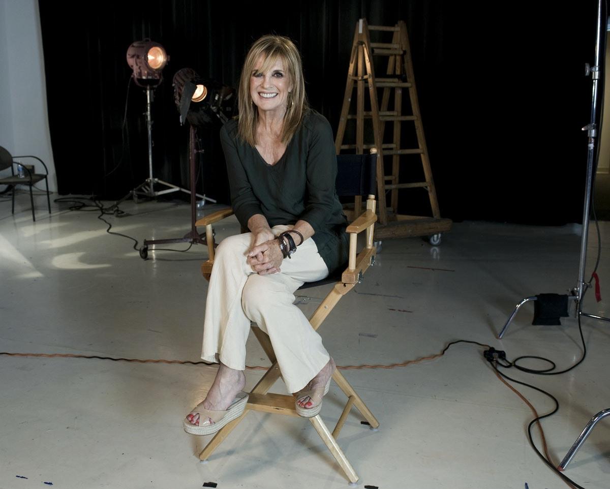 Linda Gray Background